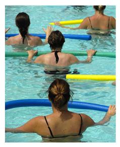 Hidroterapia e Hidroginástica